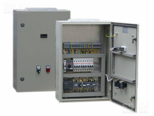 Приборы автоматики систем вентиляции