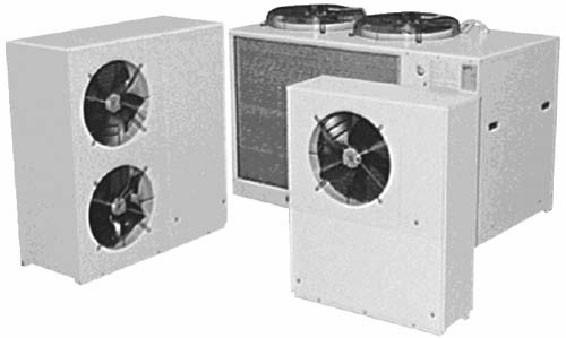 Компрессорно-конденсаторные блоки