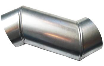 Воздуховод круглого сечения (фасонные части) - фото 3
