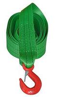 """Трос буксировочный 5т 5м 2 крюка (стропа динамическая сверхпрочная, рывковая) """"Экспанта"""", фото 1"""
