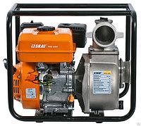 Мотопомпа бензиновая для перекачки чистой воды SKAT  МПБ-1000