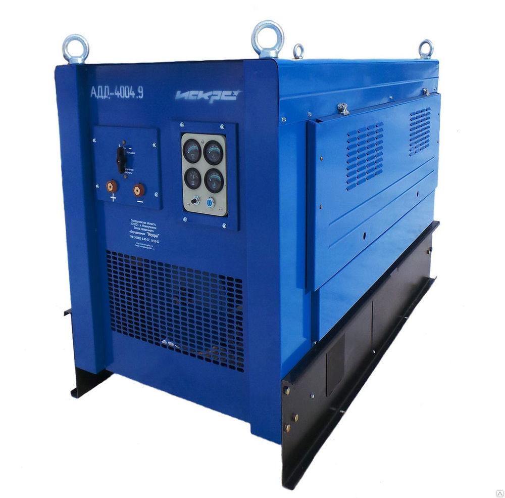 Сварочный агрегат (САГ) АДД - 4004.9 с двигателем Deutz NF4102ZD