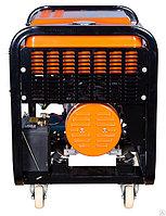 Генератор дизельный SKAT УГД-10000Е(-1) трехфазный