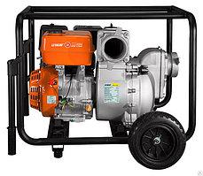 Мотопомпа бензиновая супергрязевая (шламовая) МПБ-1750С
