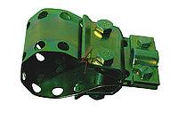 Обойма-зажим и хомут универсальный для труб Ø до 30 mm, проволока Ø 5-10 mm, серия Platinium