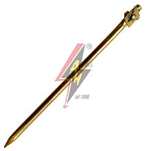 Якорь вбиваемый, Ø 18 mm, с блокадой, L=50 cm, серия Gold