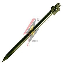 Якорь вбиваемый, Ø 18 mm, с блокадой, L=35 cm, серия Platinium