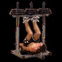 Жим ногами вертикальный на свободном весе ф26 POWERLINE (PVLP156X)