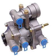 25-3522210 Клапан управления тормозами прицепа с клапаном обрыва ЗИЛ, МАЗ, КАМАЗ, УРАЛ, КРАЗ
