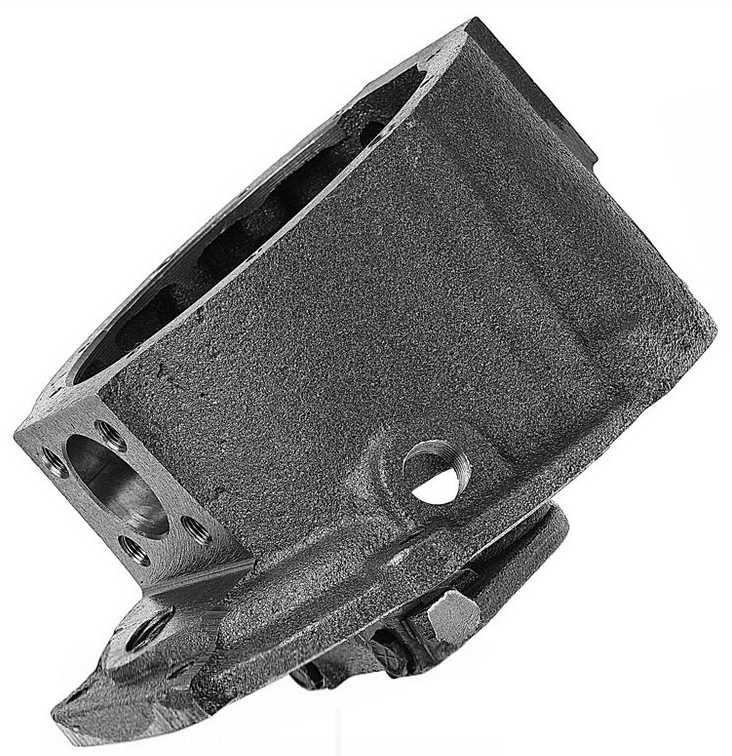 469-2304040-13 Корпус поворотного кулака УАЗ правый (редукторный)