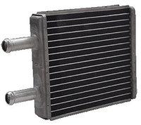 Радиатор отопителя  алюминиевый ВАЗ 2170-2172 Priora с А/С, аналог Halla, паяный