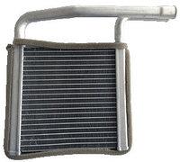 Радиатор отопителя алюминиевый ВАЗ 1117-1119, Калина-II 2013-, 2190-2192 Granta, паяный