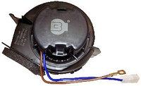 Электровентилятор отопления в сборе с кожухом (на подшипнике) для ВАЗ 2108-21099, 2110-2115, ИЖ 2126