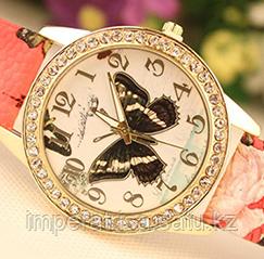 """Часы наручные женские """"Веселая бабочка"""""""