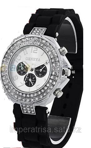 """Женские часы """"Geneva 2"""" черный"""