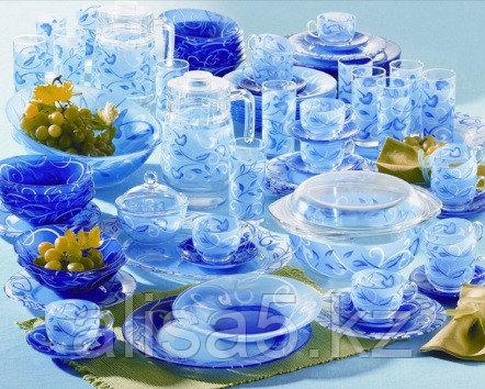 Сервиз столовый PLENITUDE BLUE 66 предметов на 6 персон