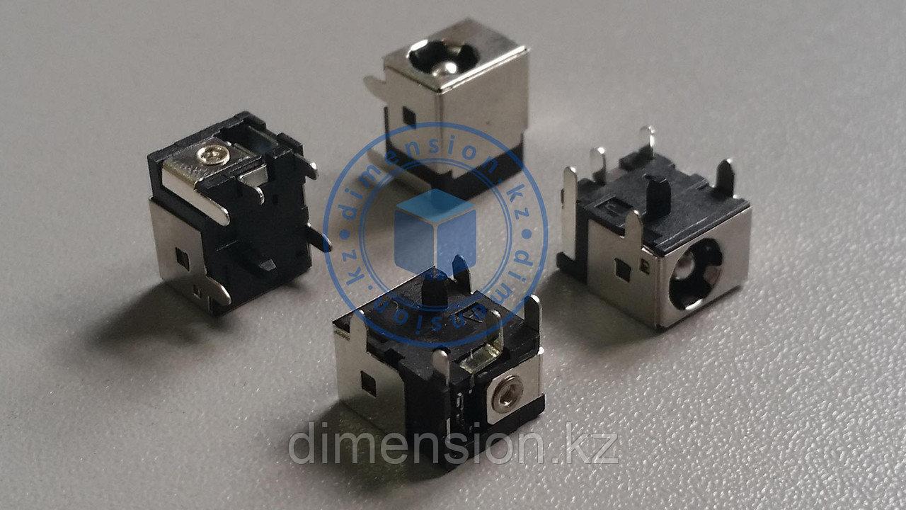 Разъем питания 2.5мм ASUS X53S R1F R1E Z53 Z91F F3S