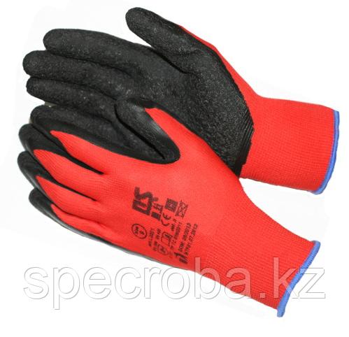 Рабочие перчатки с нитриловый вспененным покрытием