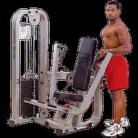 Жим от груди PRO CLUB LINE с весовым стеком 95 кг (SBP100G-2)