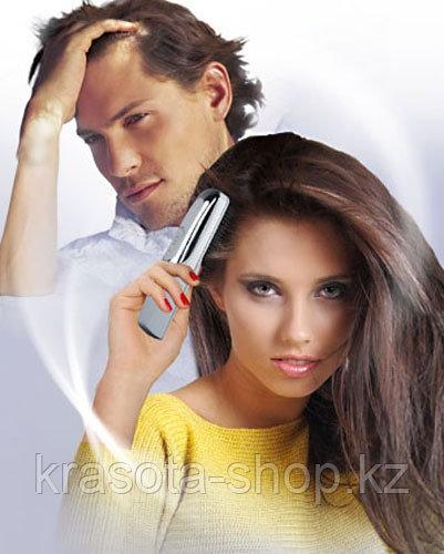 Лазерная щетка для волос Lazer Heir Gezatone,модель HS 586