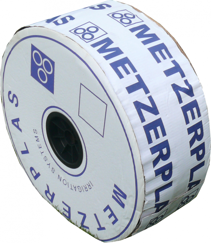 Лента кап. NANO LIN 6mils Ø16-1,0 l/h-0,20м, в бухте 3500м  Metzerplas