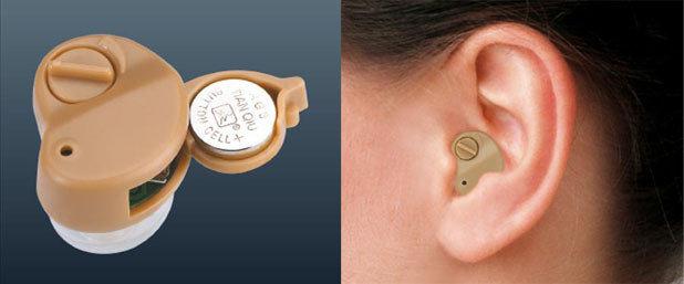 Усилитель слуха  слуховой микроаппарат, фото 2