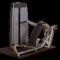 Мультижимовый тренажер с весовым стеком 95 кг (DPRS-SF)