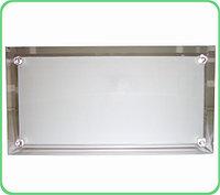 Стеклянная фоторамка для сублимации (BL-12),размер: 160х300х10мм