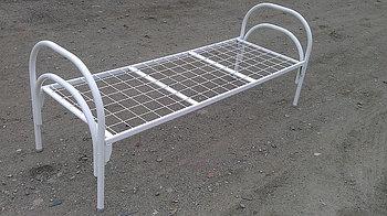 Кровать металлическая для общежитий и больниц