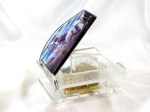 Фотокристалл для сублимации - рояль (BSJ 16),размер - 90*70мм