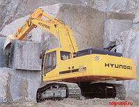Запчасти на экскаватор Hyundai (Хундай) R450LC-7, R450LC-7A, фото 1