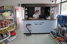 Барная стойка для кофе-бара