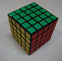 Кубик 5х5 черный Шенгшоу, фото 1
