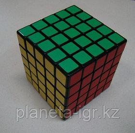 Кубик 5х5 черный Шенгшоу
