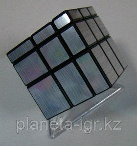 Кубик зеркальный серебрянный 3х3 Шенгшоу