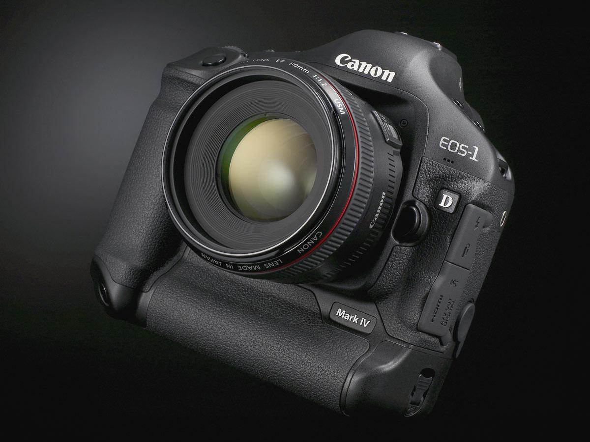 6 Инструкция на Canon EOS 1D