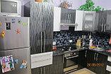 Кухня с высокоглянцевыми фасади, фото 4