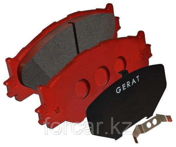 Тормозные колодки для автомобилей Audi