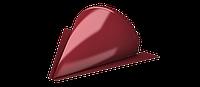 Заглушка конька круглого (конусная)
