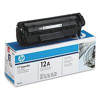 Картридж HP Q2612A (12а)