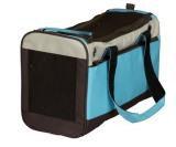 TRIXIE 36417 Tasche Fiona Сумка переноска Фиона. Размер 18×25×40см, до 5 кг. коричневый с голубым, фото 1