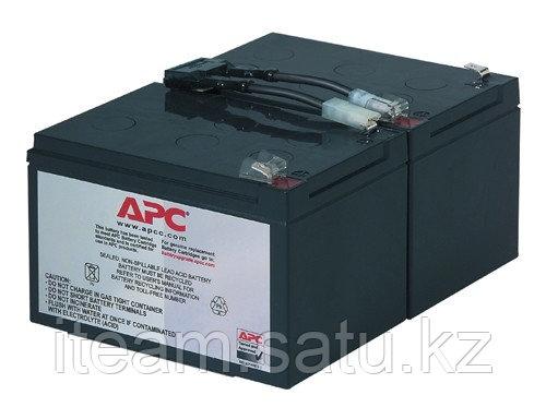 Сменный комплект батарей RBC6 APC Battery APC/RBC6/internal