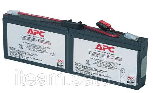 Сменный комплект батарей RBC18 APC