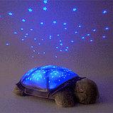 """Ночник-проектор звездного неба """"Морская черепаха"""", фото 4"""