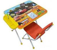 Детская парта-стол Ника Тачки 2 Disney, фото 1