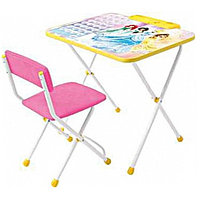 Детский стол Ника Принцесса 2 Disney ДЗП, фото 1
