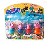 Набор кукол «Свинка Пеппа и ее семья»