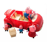 Игровой набор «Семья свинки Пеппы на пикнике»