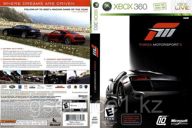 Forza Motorsport 3 2[dvd]