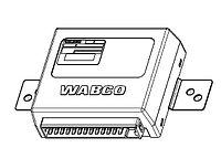 WABCO-4460553110 Блок электронный управления ECAS